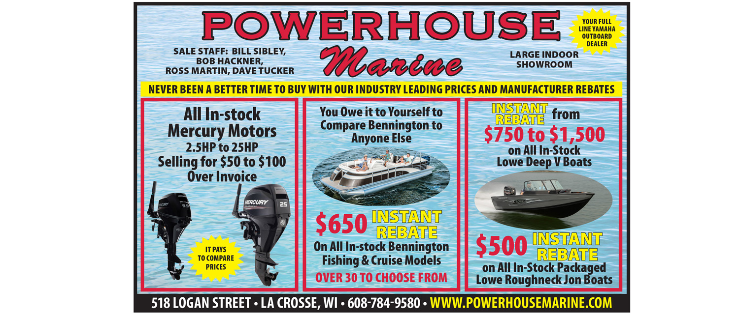Powerhouse Marine Sale