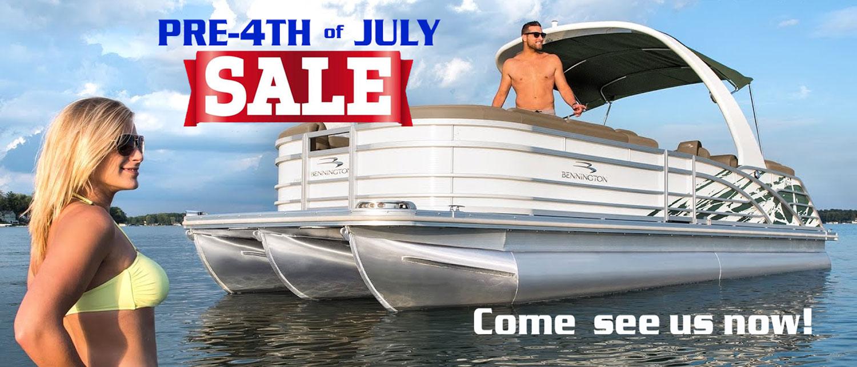 Summer Sale at Powerhouse Marine LaCrosse WI