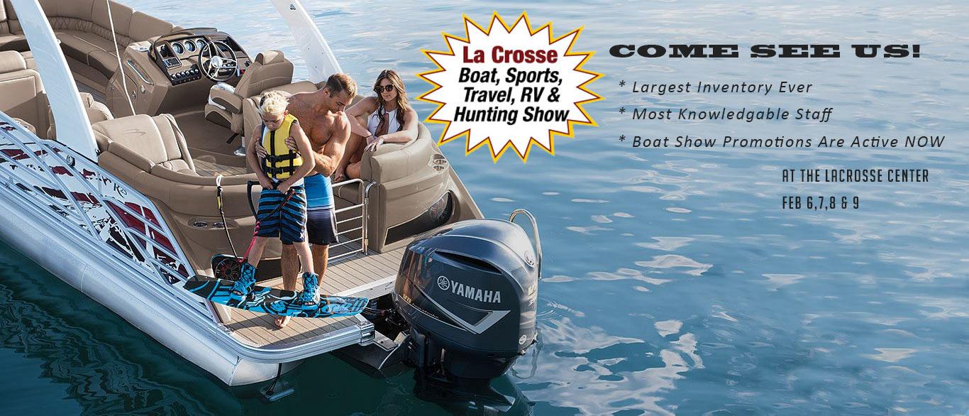 2020 Boat Show LaCrosse WI