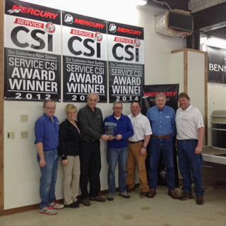 PowerHouse Marine wins CSI award again